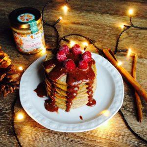 recipe for muesli pancakes