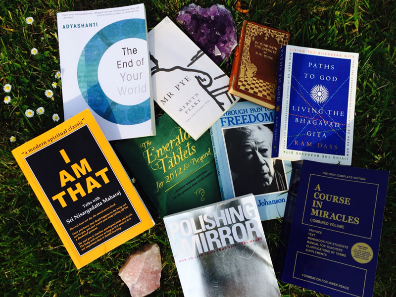 My Favourite Spiritual Books