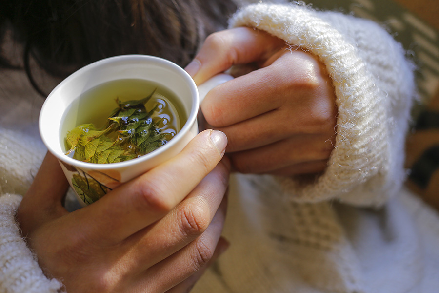 Benefits Of Herbal Teas… By Fiona Waring