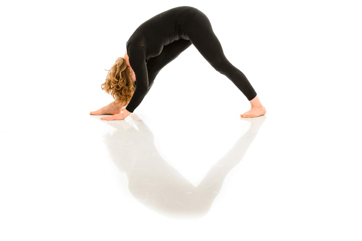 Pose Of The Month- October-Parsvottanasana