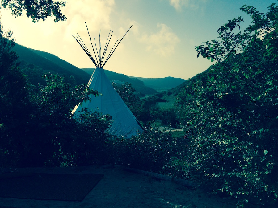 Tipi Valley Yoga, Surf And Soul Retreat By Primrose Matheson