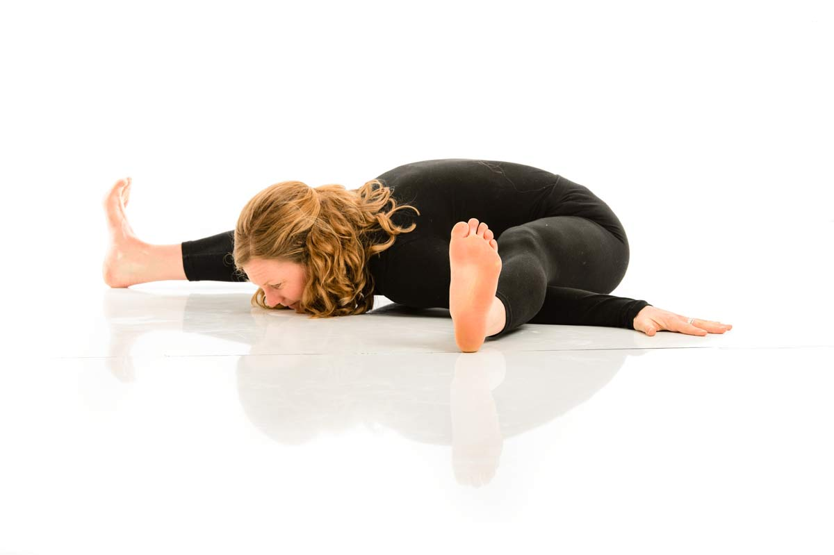 Pose Of The Month For August – Kurmasana -tortoise Pose.