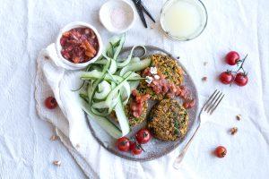 Delicious, healthy burger recipes
