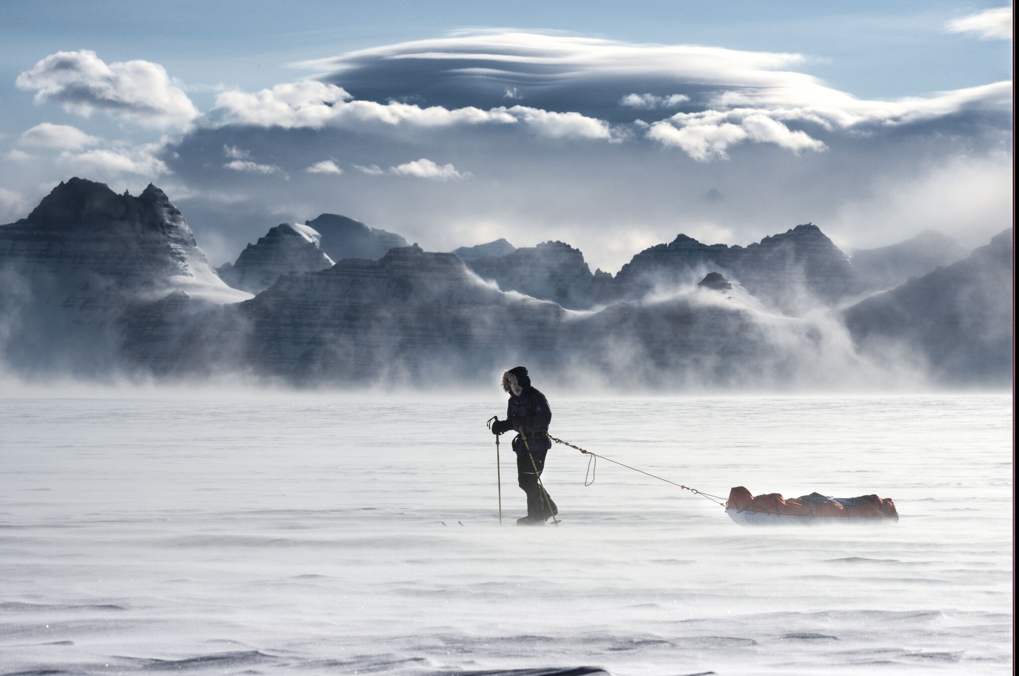 An Interview With Explorer Ben Saunders